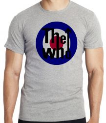 Camiseta The Who Rock