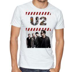 Camiseta U2 Banda