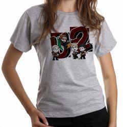 Blusa Feminina U2 Desenho