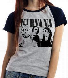 Blusa Feminina Nirvana