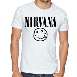 Camiseta Nirvana Carinha