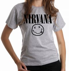 Blusa Feminina Nirvana Carinha