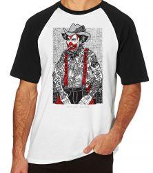 Camiseta Raglan Pearl Jam