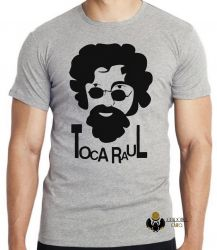 Camiseta Simpsons Toca Raul