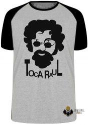 Camiseta Raglan Toca Raul