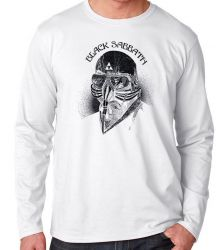 Camiseta Manga Longa Black Sabbath