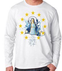 Camiseta Manga Longa Nossa Senhora das Graças