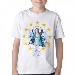 Camiseta Infantil Nossa Senhora das Graças