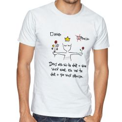 Camiseta Quero Preciso