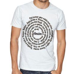 Camiseta Pai Nosso Oração