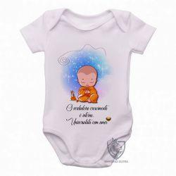 Roupa Bebê Universalista com amor