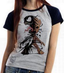 Blusa Feminina Venom Groot