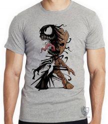 Camiseta Venom Groot