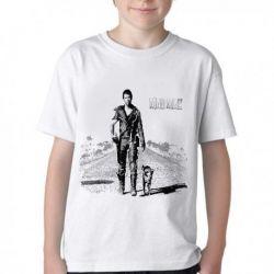 Camiseta Infantil Mad Max