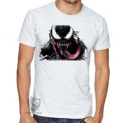 Camiseta Venom Vilão