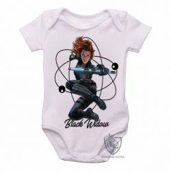 Roupa Bebê Viúva Negra