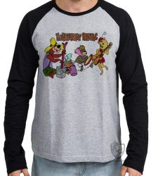 Camiseta Manga Longa  The HillBilly Bears