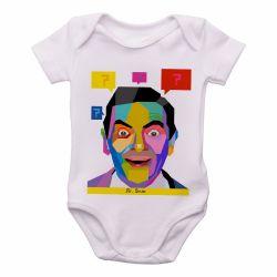 Roupa Bebê Mister Bean