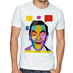 Camiseta Mister Bean