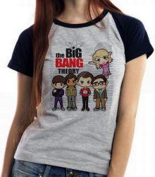 Blusa Feminina The Big Bang Theory