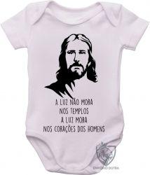 Roupa Bebê Luz de Jesus