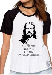 Blusa Feminina Luz de Jesus