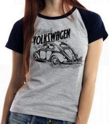 Blusa Feminina Fusca Volkswagen Vintage
