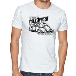Camiseta Fusca Volkswagen Vintage