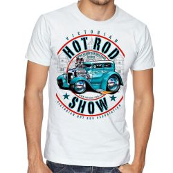 Camiseta Carro antigo Hot Rod