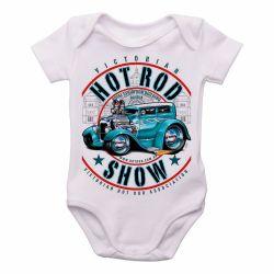 Roupa Bebê Carro antigo Hot Rod