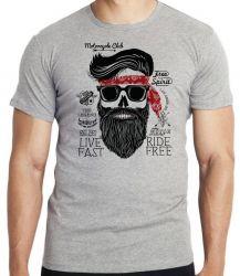 Camiseta  Moto Cycle Club