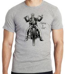 Camiseta  Moto Highway