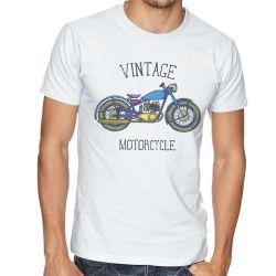 Camiseta Moto Vintage