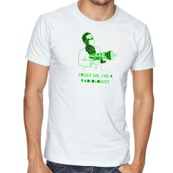 Camiseta Radiologia Radiologista