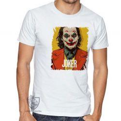 Camiseta Coringa Sorriso