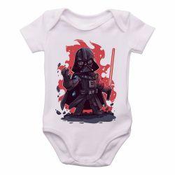 Roupa Bebê Darth Vader Fogo