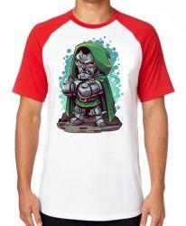 Camiseta Raglan Dr Destino