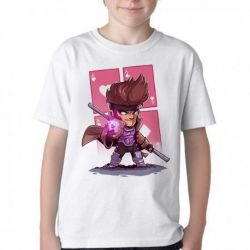 Camiseta Infantil Gambit