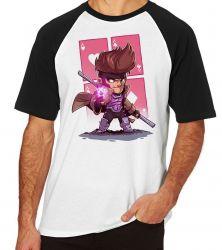Camiseta Raglan Gambit