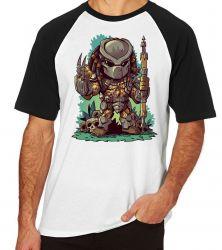 Camiseta Raglan Predador