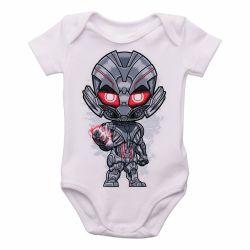 Roupa Bebê Ultron