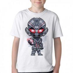 Camiseta Infantil Ultron
