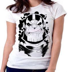 Blusa Feminina Thanos black