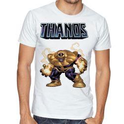 Camiseta Thanos Cartoon