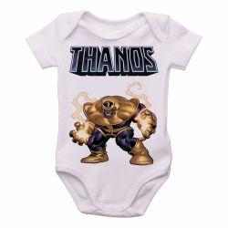 Roupa Bebê Thanos Cartoon