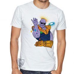 Camiseta Thanos Dedos