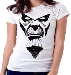 Blusa Feminina Thanos Rosto