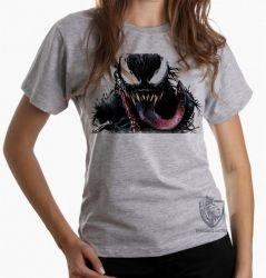 Blusa Feminina Venom Aranha