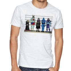 Camiseta Vilões antigos
