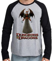 Camiseta Manga Longa Vingador